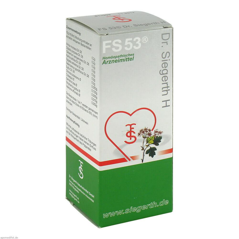 FS 53 Dr.Siegerth H flüssig 100 ml Flüssigkeit