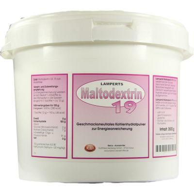 Lamperts Maltodextrin 19, Pulver