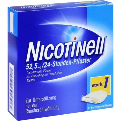 NICOTINELL 21 mg / 24-Stunden- Pflaster