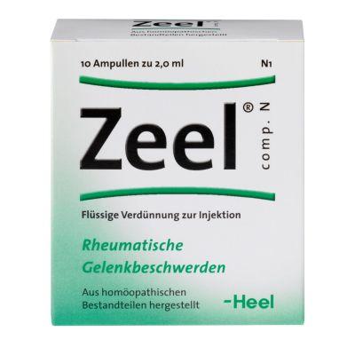 Zeel comp. N Ampullen