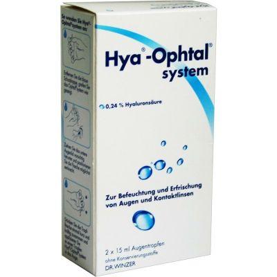 HYA OPHTAL system Augentropfen