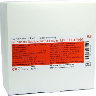 Isotonische Natriumchlorid-Lösung 0,9% EIFELFANGO