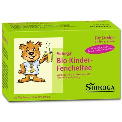 Sidroga Bio Kinder-Fencheltee
