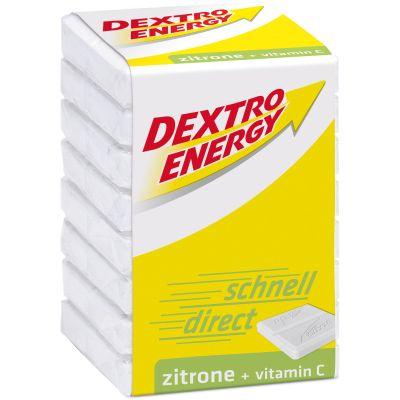 DEXTRO ENERGY Würfel Zitrone + Vitamin C