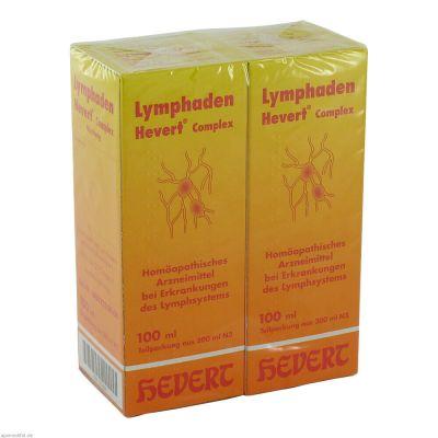 Lymphaden Hevert Complex