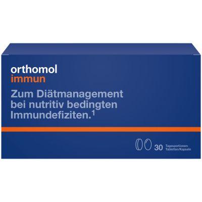 ORTHOMOL Immun 30 Tablette/Kapsel Kombipackung