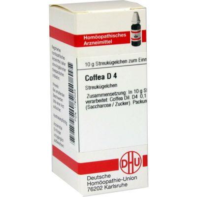 COFFEA D 4 Globuli