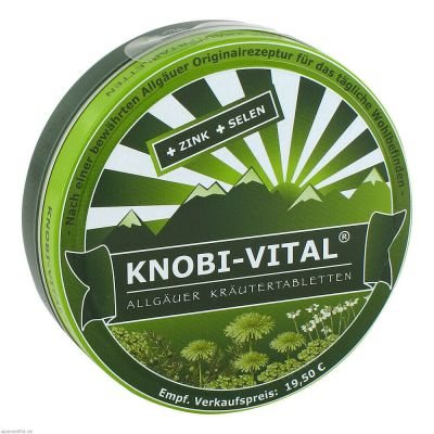 KNOBI VITAL Tabletten
