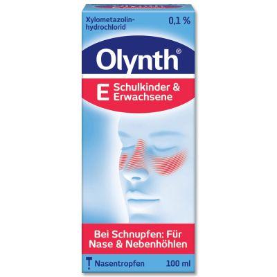 OLYNTH 0,1% Nasentropfen