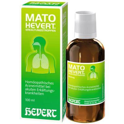 Mato Hevert Erkältungstropfen