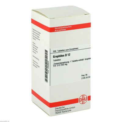 GRAPHITES D12 Tabletten