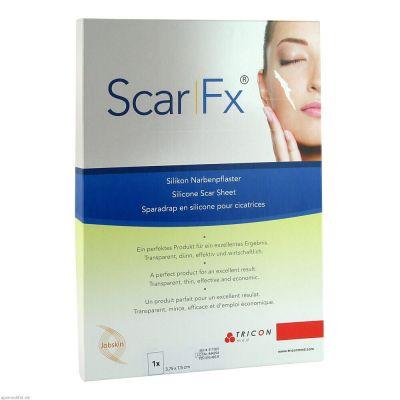 Scar FX Silikon Narbenpflaster 3.75x7.5cm