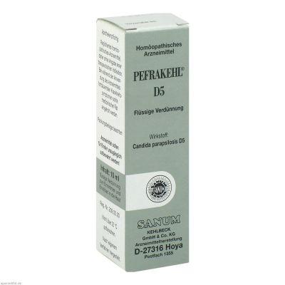 PEFRAKEHL D 5