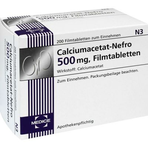 Calciumacetat-Nefro 500mg