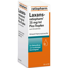 Laxans-ratiopharm 7.5mg/ml Pico Tropfen