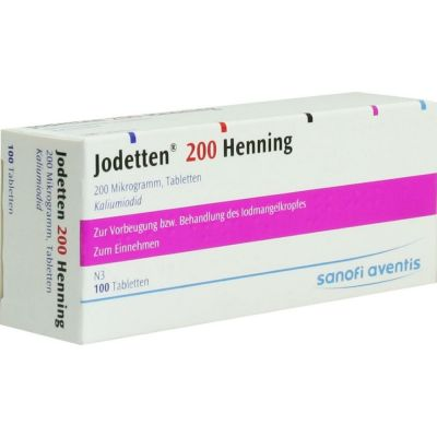 JODETTEN 200 HENNING