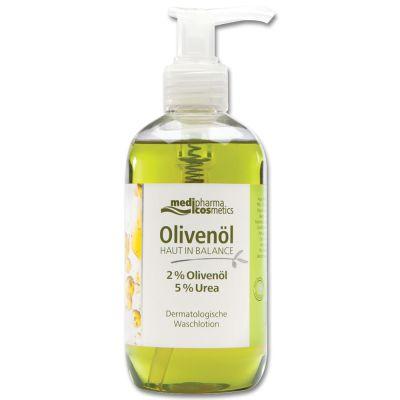 HAUT IN BALANCE Olivenöl Dermatologische Waschlotion