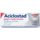 Aciclostad gegen Lippenherpes
