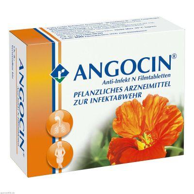 ANGOCIN zur Infektabwehr