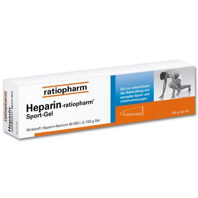 HEPARIN RATIOPHARM SPORT