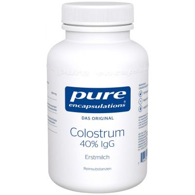 PURE ENCAPSULATIONS Colostrum 40% IgG Kapseln