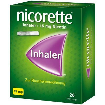 Nicorette Inhaler 15 mg