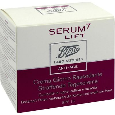 BOOTS LAB SERUM7 LIFT straffende Tagescreme
