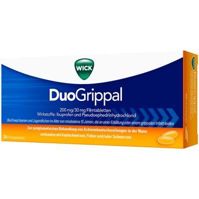 WICK DuoGrippal 200 mg/30 mg Filmtabletten