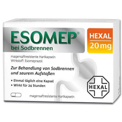 Esomep HEXAL 20 mg