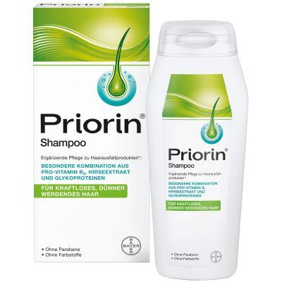 PRIORIN Shampoo für kraftloses und dünner werdendes Haar