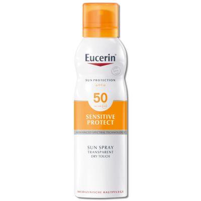 Eucerin SENSITIV PROTECT Sun Spray Dry Touch LSF50