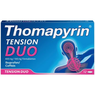 Thomapyrin TENSION DUO Filmtabletten