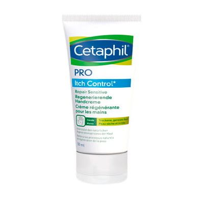 Cetaphil PRO ItchControl Repair Sensitive Regenerierende Handcreme