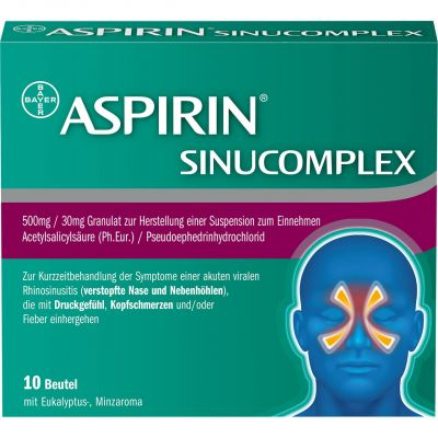 Aspirin® SinuComplex