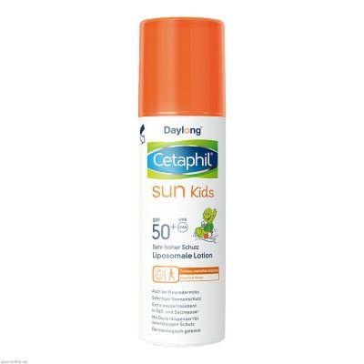 Cetaphil Sun Kids Daylong SPF 50+ liposomale Lotion