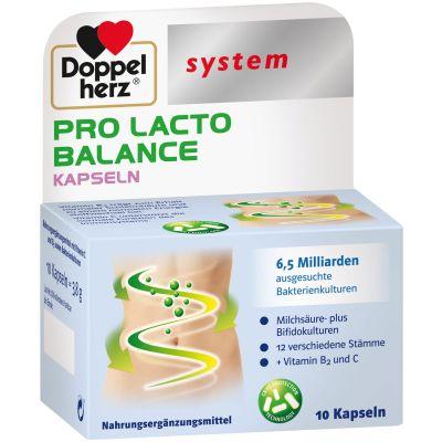 Doppelherz system PRO LACTO BALANCE Kapseln