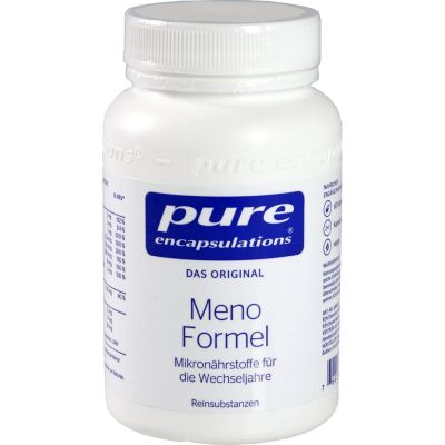 PURE ENCAPSULATIONS Meno Formel Kapseln