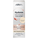 Hyaluron Nude Perfection Getöntes Fluid LSF 20 - sehr heller Hauttyp