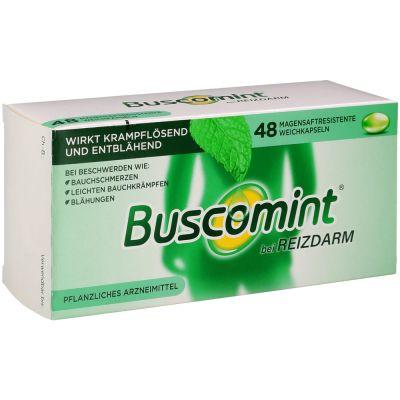 Buscomint® bei Reizdarm