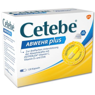 Cetebe Abwehr plus Vitamin C + Vitamin D3 + Zink