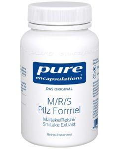 PURE ENCAPSULATIONS M/R/S Pilz Formel Kapseln