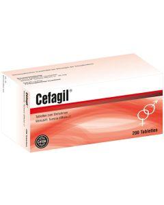 CEFAGIL Tabletten