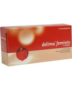 DELIMA feminin Vaginalovula