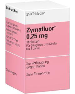 ZYMAFLUOR 0,25 mg Tabletten