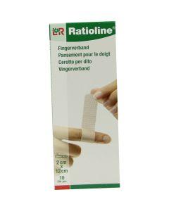 RATIOLINE elastic Fingerverband 2x12 cm