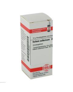 KALIUM SULFURICUM D 6 Globuli