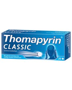 THOMAPYRIN CLASSIC Schmerztabletten