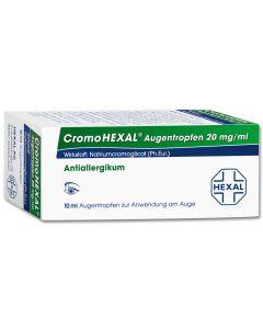 CROMOHEXAL 10ml AT+15 ml NSpr. Kombipackung