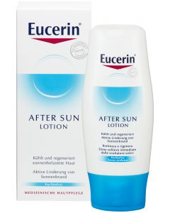Eucerin Sensitive Relief After Sun Lotion