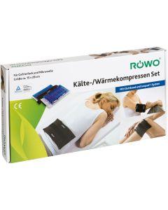 Kalt-/Warm-Kompresse mit Klettbandage
